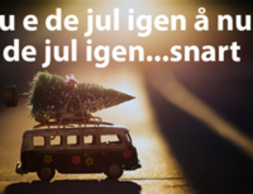 Julledighet men först…