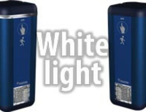 Prisma Daps with white light