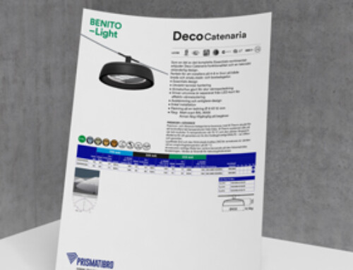 Benito Deco Catenaria ILDC-FT Produktblad