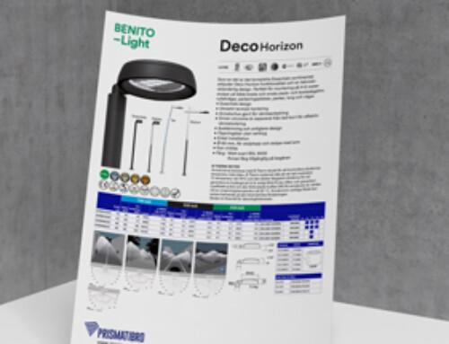 Benito Deco Horizon ILDH-FT Produktblad