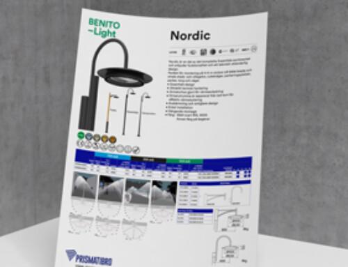 Benito Nordic ILNO-FT Produktblad