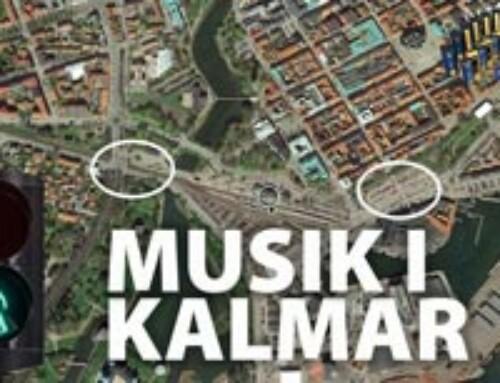Kalmar just nu: Prisma Daps spelar sommarmusik