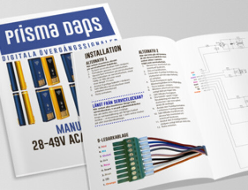 Prisma Daps 2300 Manual Installation 28-49V DC