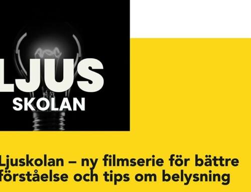Filmtips: Ljusskola från belysningsbranschen