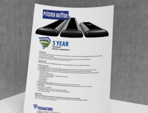 Prisma Button Warranty