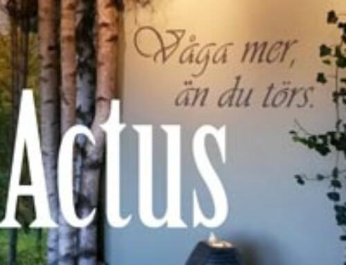PrismaTibro har tecknat avtal med Actus, Skövde