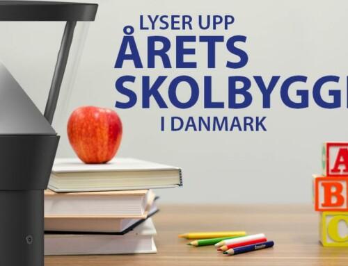 Prisma Light Ella lyser upp Årets skolbygge i Danmark